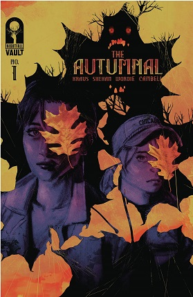 Autumnal #1 cover