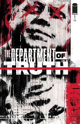 Department of truth #1 cover