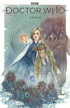 Doctor Who Comics #1 cover