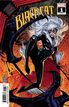 Black Cat #1 cover