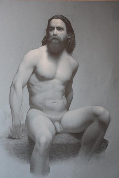 Academy Figure Drawing (John)