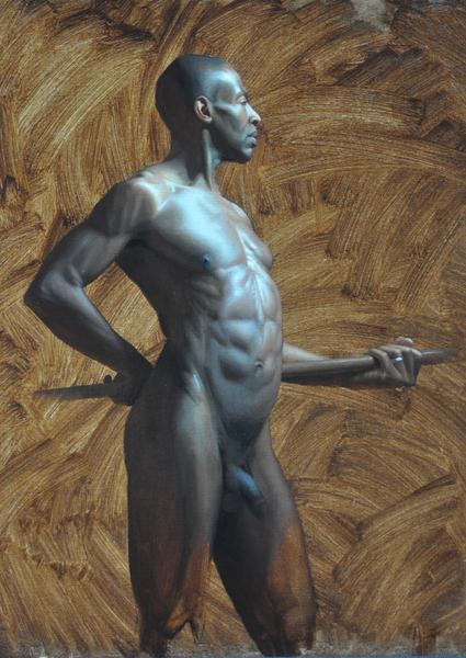 Academy Figure Painting (Ennis)