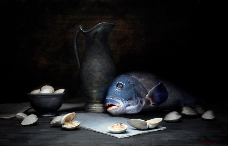 Blackfish and Clams