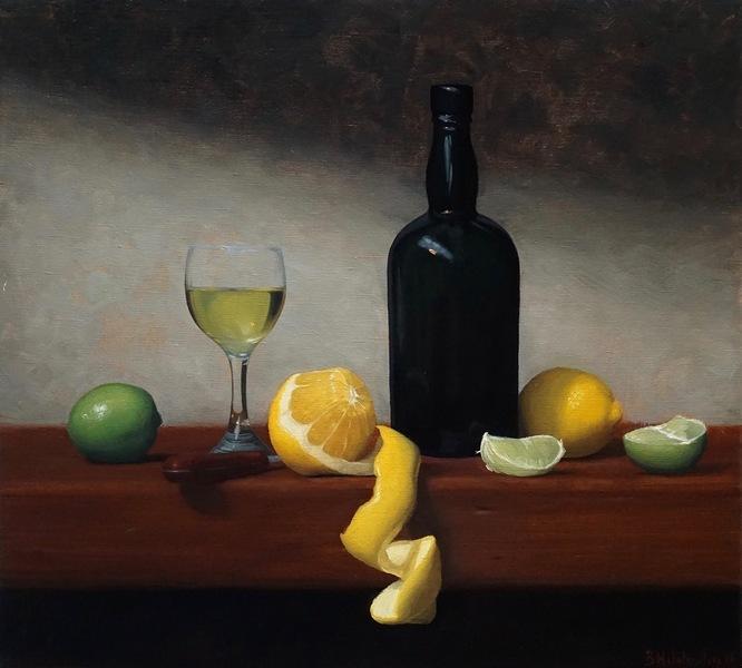 Citrus and Wine