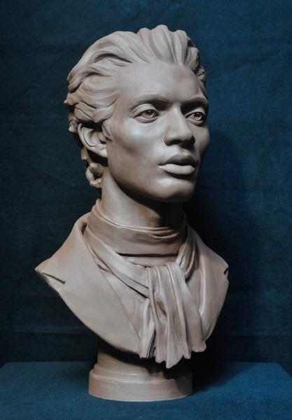 Portrait of a Poet (Cyrus)