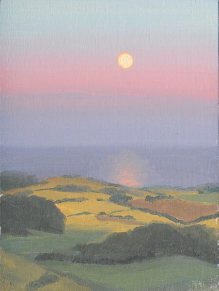 Denmark - Møns Klint Sunset