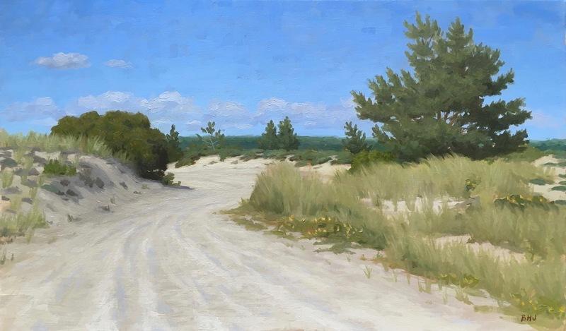 Dune Pass - Study