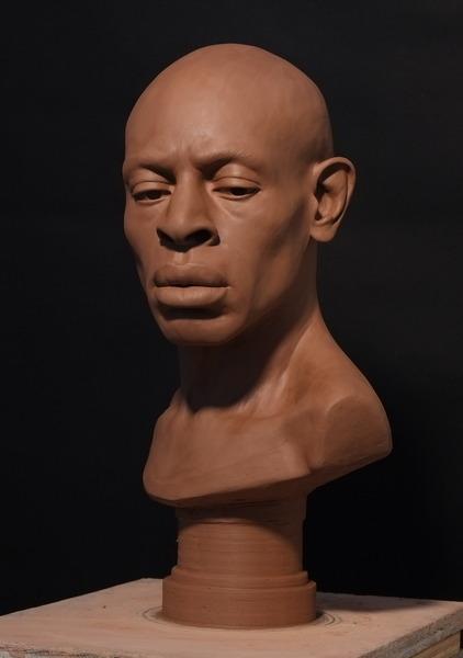 Bust of Ennis