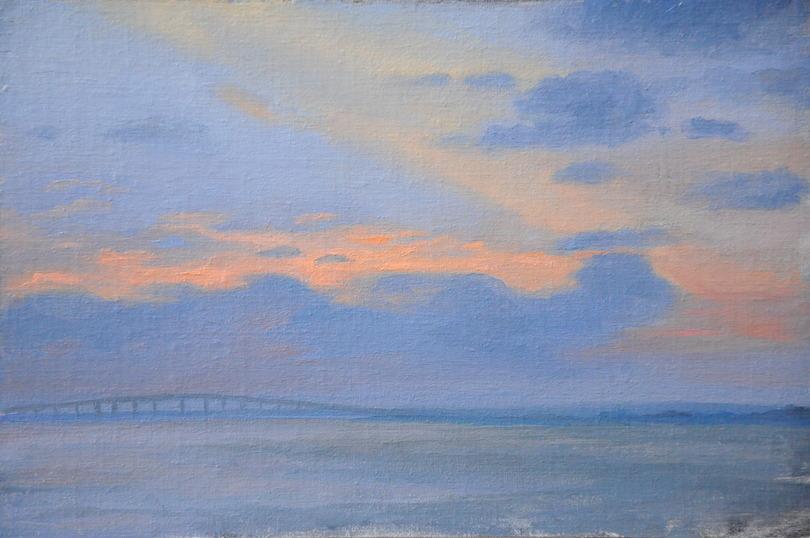Hampton Bays - Sunset