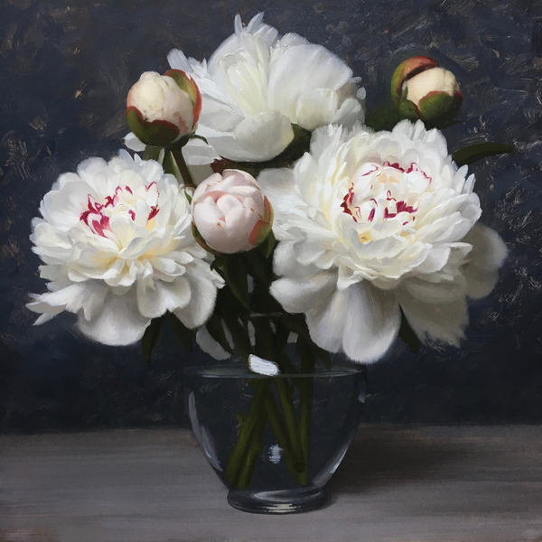 Peonies Bouquet I