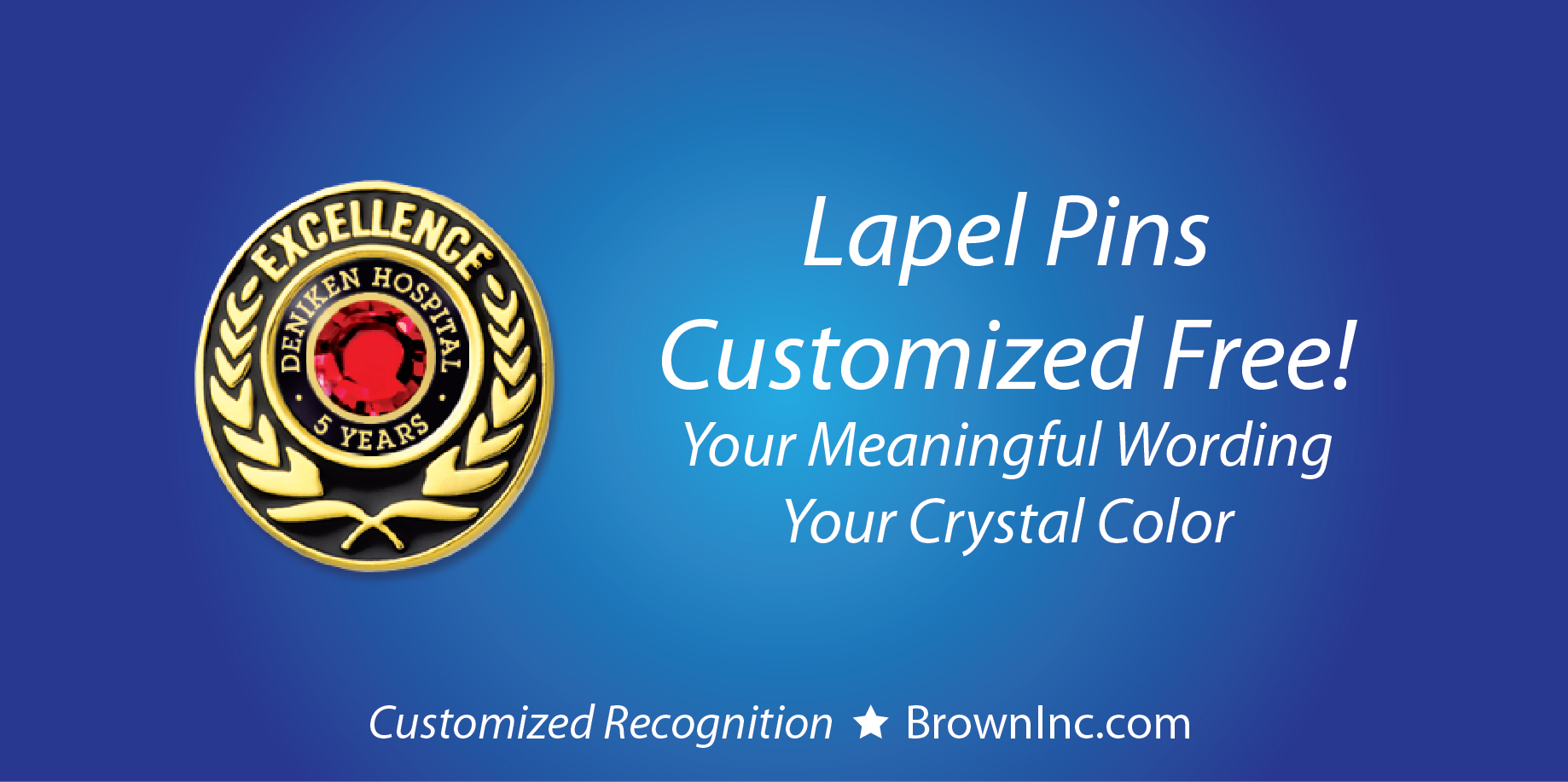 Custom Lapel Pins, Custom Pin Badges