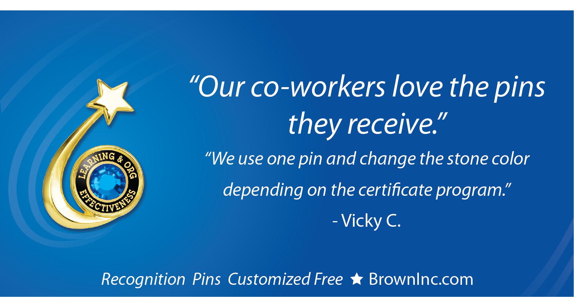 Lapel Pins Customized Free!