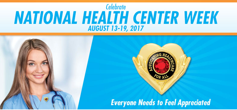Celebrate National Health Center Week - August 6-10, 2013