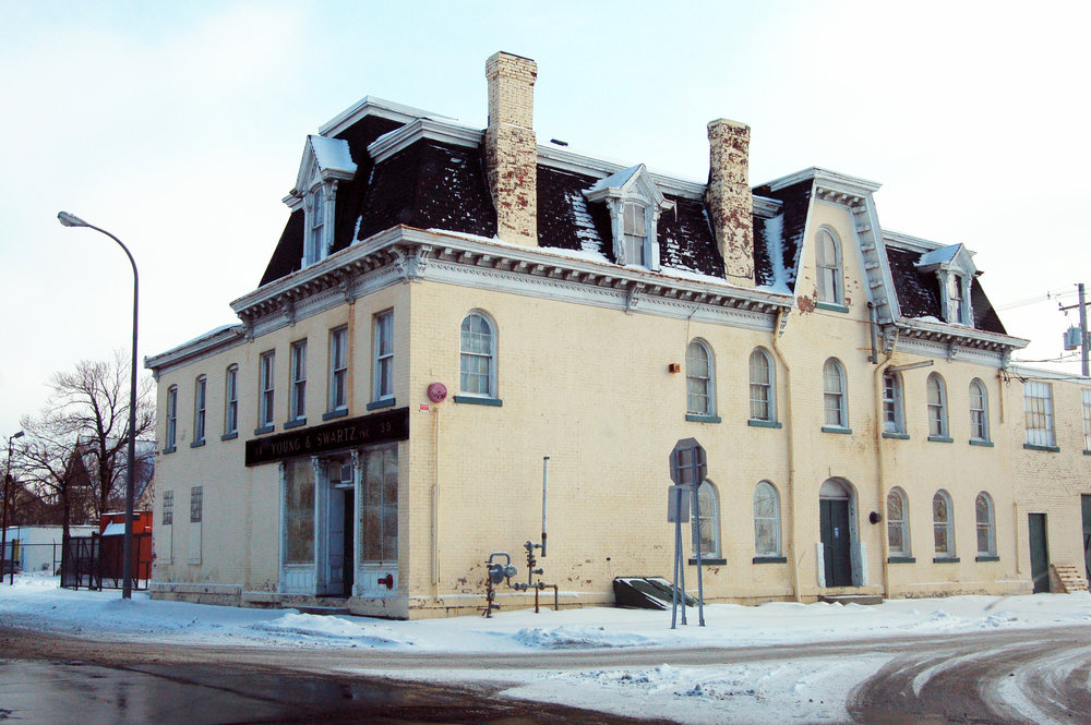 Historic windows CAN be repaired | Brick + Beam Detroit