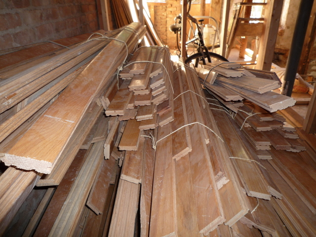 - Buying And Installing Used Flooring Brick + Beam Detroit