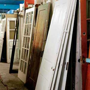 & Guide to Using Salvaged Doors | Brick + Beam Detroit