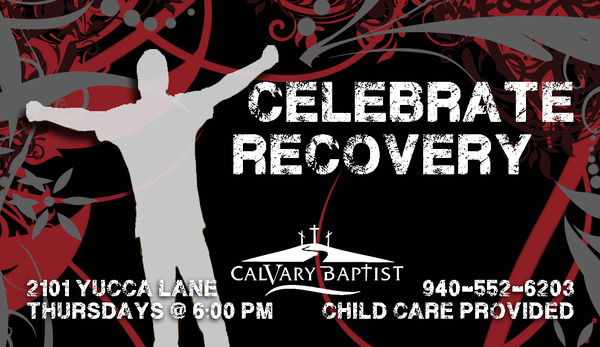Celebrate recovery calvary baptist church celebrate recovery colourmoves