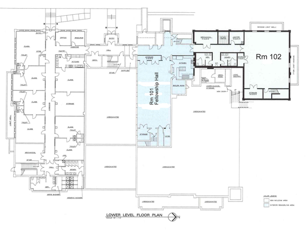 Floor Plans Lebanon Presbyterian Church