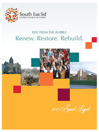 Annual Report: South Euclid United Church of Christ: South Euclid ...