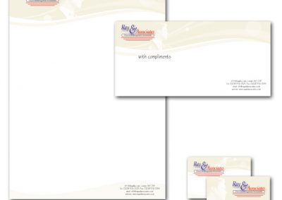 Stationary & Letterhead