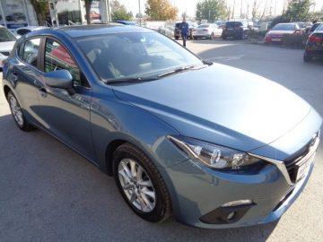 Mazda 3 CD150 Challenge  72000 KM.   1. VLASNIK