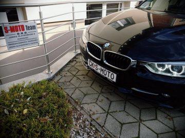 BMW serija 3 320d automatik sport navi