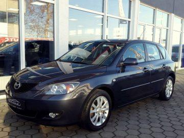 Mazda 3 1.6 DIESEL,PDC,AUT.KLIMA,ABS,ALU,KUPAC NE PLAĆA 5% PRIJENOSA