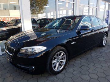 BMW 520d Sport sjedala, Navigacija, Xenon,Servisna knjižica,REG.07/18