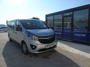 "Opel Vivaro 1.6 D – L2H1 Twin Turbo – ""REGISTRIRANO"""