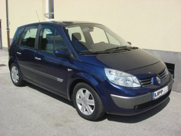 RENAULT SCENIC 1.9 DCI – EXPRESSION