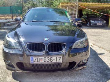 BMW serija 5 Touring 535 D M-PAKET,BI-XENON,PROFI NAVI,KOZA,F1 RADAR