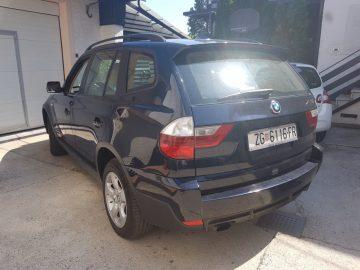 BMW X3 2,0 d ODLICAN. PUNO OPREME  185000 KM