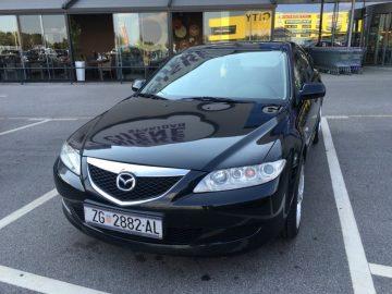 Mazda 6 Sport 2,0 i TE – PLIN