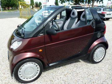 Smart fortwo cabrio  softtouch, Rata 510 kn