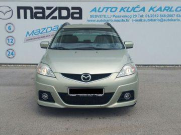 Mazda 5 CD143 TX
