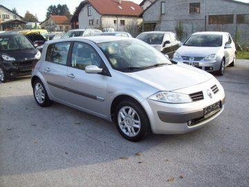 Renault Megane 1,5 dCi 2005 KLIMA NA  IME KUPCA KARTICE 36-60 RATA