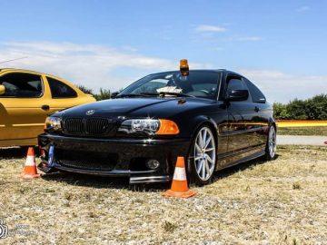 BMW E46 COÚPE