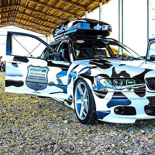Auto folije WRAPP 3M