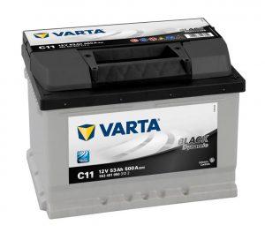 AKUMULATOR VARTA – Black Dynamic 12V- 53Ah +D /