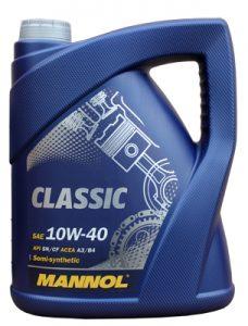 MANNOL ULJE CLASSIC 10W40 5l-135496