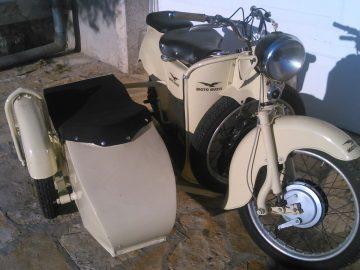 MOTO GUZZI GALLETTO 192 ccm. 1956 g.