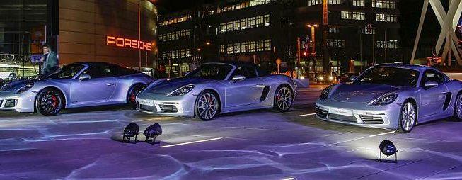 70 godina sportskih automobila u Porscheu