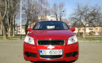 Chevrolet Aveo 1,2 16V, 2008 god. Kupljen u HR. MAXIMALNO OČUVAN !