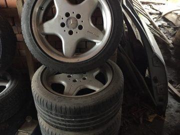 Alu felge Mercedes AMG 17″