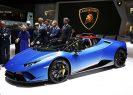 Lamborghini Huracán Performante Spyder: topless s divljih 640 KS