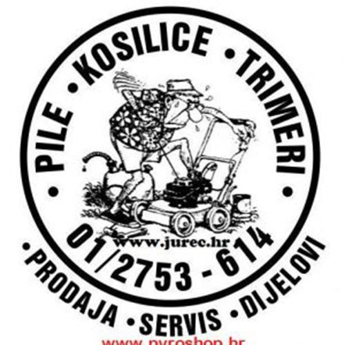 Trgovina i servis motornih pila, kosilica, skutera i rezervnih dijelova
