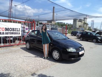 Fiat Stilo 1,6 16 V ***REGISTRIRAN 1.GODINU****FULL OPREMA****KREDIT**