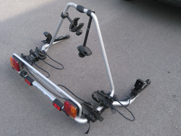 Tvornički nosač za 2 bicikla za Renault Modus