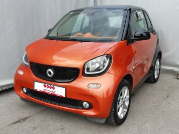 Smart fortwo coupe Smart fortwo