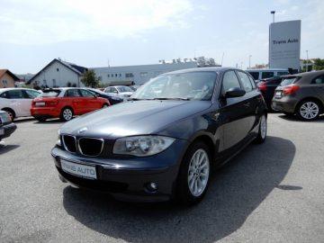 BMW serija 1 116i reg. 03/2019.